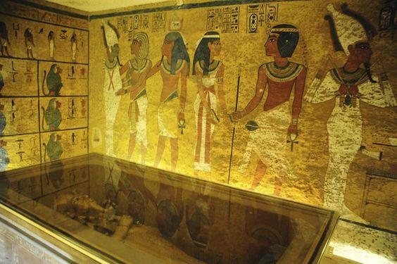 Egipto alarga una vez más misterio de la tumba de Tutankamón
