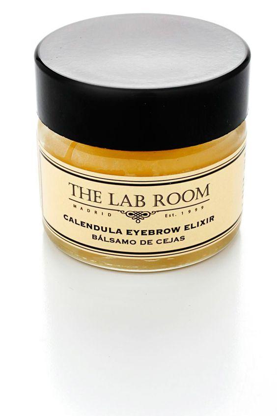 Shopping: The Lab Room Calendula eyebrow elixir