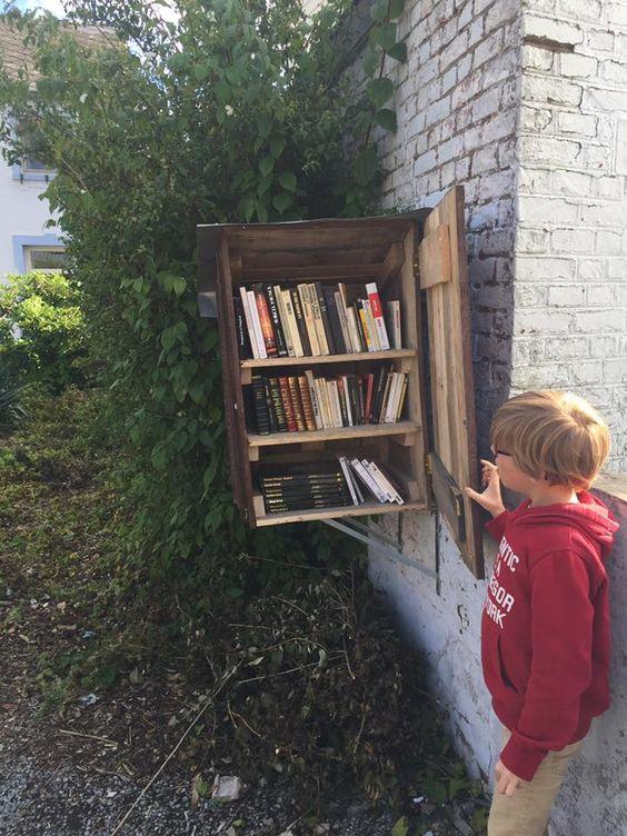 boîte à livres Gembloux 9