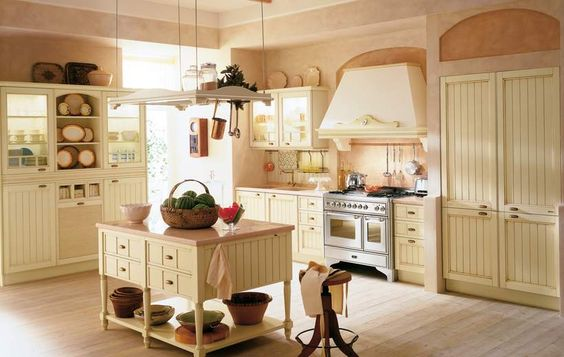 Febal Casa - cucine classiche - Aida | The chicken in the Kitchen ...