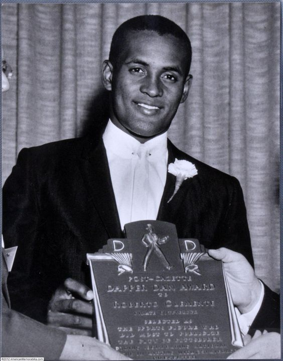 Roberto Clemente....my family legacy on my dad's side....so proud!!