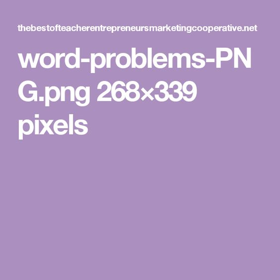 word-problems-PNG.png 268×339 pixels