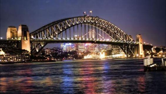 Sydney, Australia #CMGlobetrotters