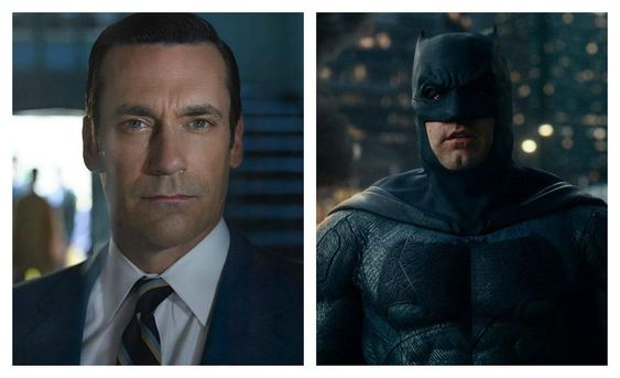 Christopher Meloni and Jon Hamm: Batman