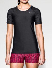 Women's Short Sleeve Shirts, Polos & Training Shirts - Under Armour