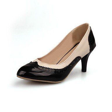 Dew Damenschuhe Spitzschuh Kegel Absatz-Pumpenschuhe mit Split Joint mehr Farben erhältlich - http://on-line-kaufen.de/dew-hohe-fersen/dew-damenschuhe-spitzschuh-kegel-absatz-mit-mehr