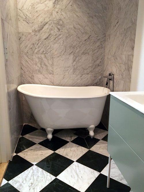 små badkar 130