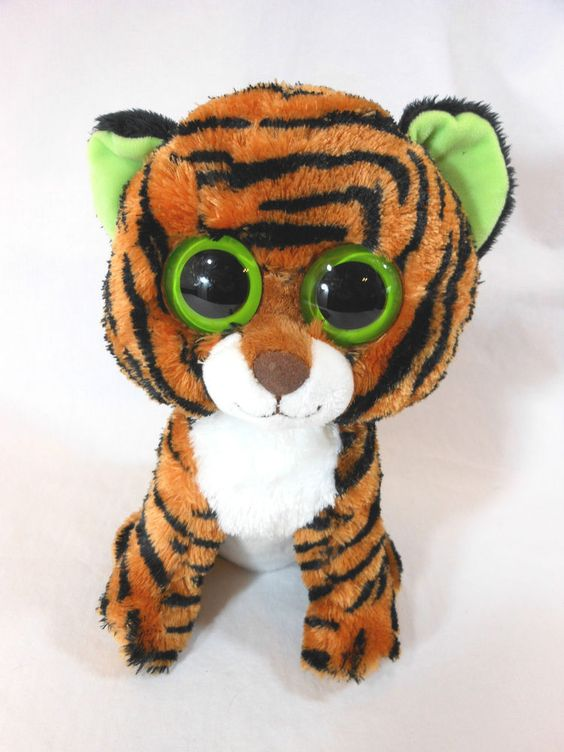 Ty Beanie Boos Beanie Boos And Tiger Stripes On Pinterest