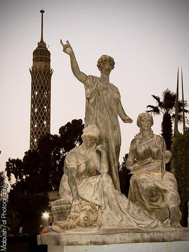 La Ópera de El Cairo, Egipto