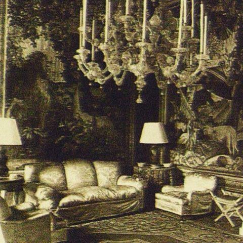 """Palazzo Labia #palazzolabia #interiors #inspiration"":"