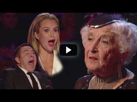 Abuela De 80 Años Fue Humillada En Publico… Después De Unos Minutos Deja A Todos Con La Boca Abierta - YouTube