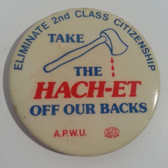 A.P.W.U Union Eliminate Second Class by SparrowsAndSparkles