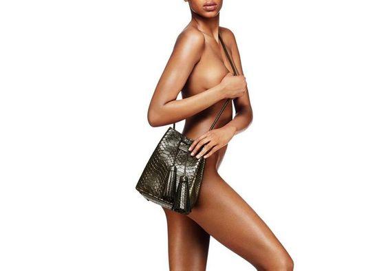 Tom Ford SMALL TASSEL BUCKET BAG - Handbags | TomFord.com