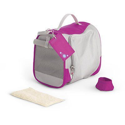 Amazon.com: American Girl Pet Travel Carrier: Toys & Games