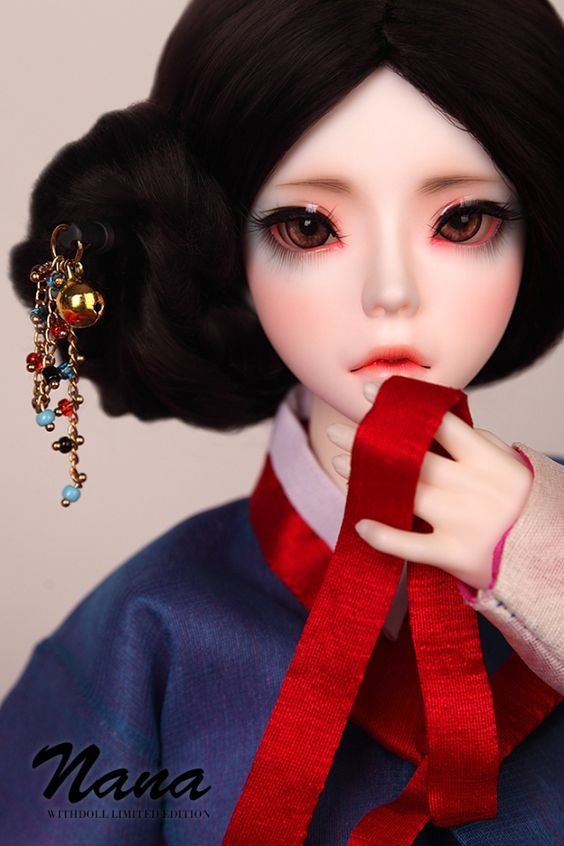 Doll Gazette | WithDoll – Nana (édition limitée)