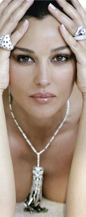 Monica Bellucci for Cartier                              …