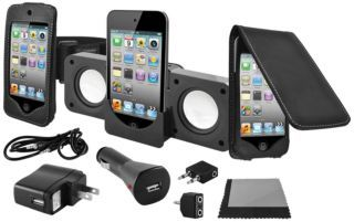 Apple iPod 8GB Touch with Accessory Bundle