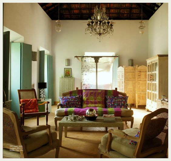 Indian Inspired Living Room Design Inspirations Part 71