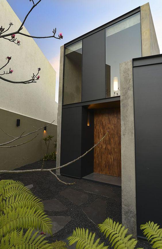Prado House / CoA arquitectura + Estudio Macías Peredo #architecture #modernhouse #moderne #contemporain