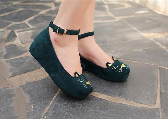 Casual Womens Spring Platform Shoes With Suede and Cute Style Round Toe Design (BLACK,39) China Wholesale - Sammydress.com gonna get u with bday money!!!!!