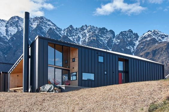 Check out this awesome listing on Airbnb: Tom's House. Unique, sunny, modern - Houses for Rent in Queenstown: jacks point clubhouse fire, toms house