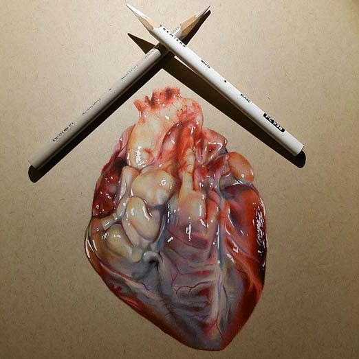 Insanely Realistic Drawings by Trafart