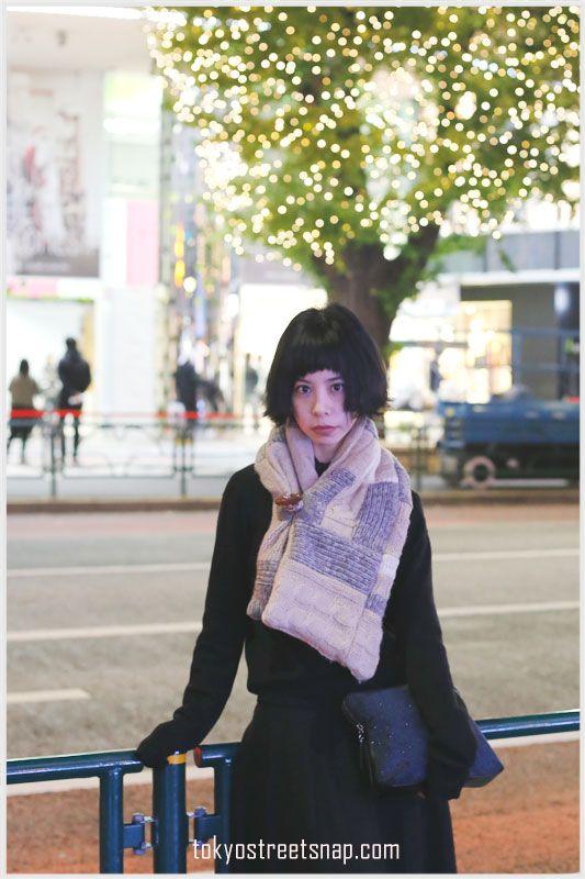 ストリートスナップ 原宿(東京) harajuku yuria streetsnap tokyostreetsnap.com