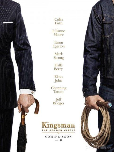 Mật Vụ Kingsman 2: Tổ Chức Hoàng Kim - Kingsman 2: The Golden Circle2017