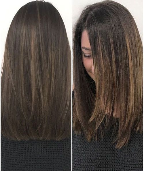 15 Long Straight Hairstyles For Women Hairstyles Long Straight Women Straight Hairstyles Womens Hairstyles Haircuts For Wavy Hair