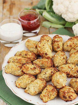 Croquettes de chou-fleur | cuisine | Pinterest | Parmesan, Legumes and Bouquets