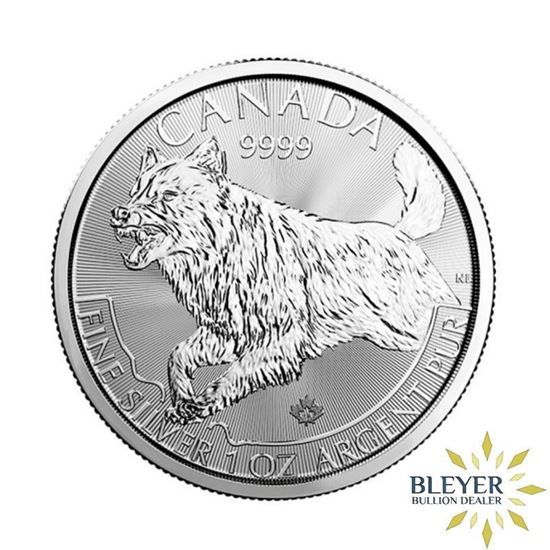 Purchase Canadian 1oz Silver Predator Series Wolf Coins 2018 From A Trusted Uk Bullion Dealer With Free Insured Delivery Coin Prices Bullion Coins
