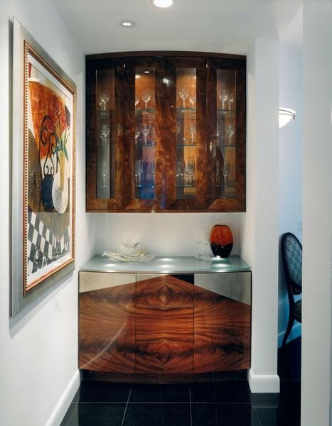 Entryway ideas cabinet design and china cabinets on pinterest for Foyer cabinet ideas