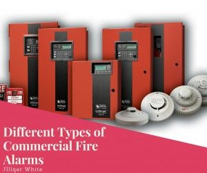 Different Types Of Commercial Fire Alarms Fire Alarm Fire Alarm