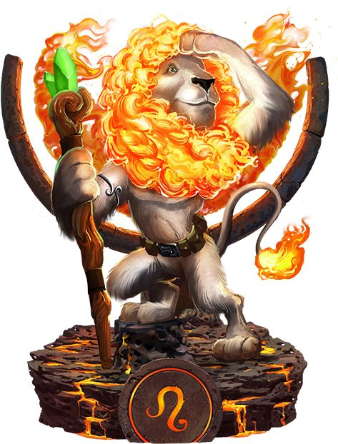 Leo Sign Explanation - astrology, zodiac, sun, personality, characteristics, traits, facts