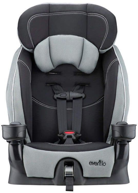 Evenflo Chase Lx Harnessed Booster Car Seat Car Seats Booster