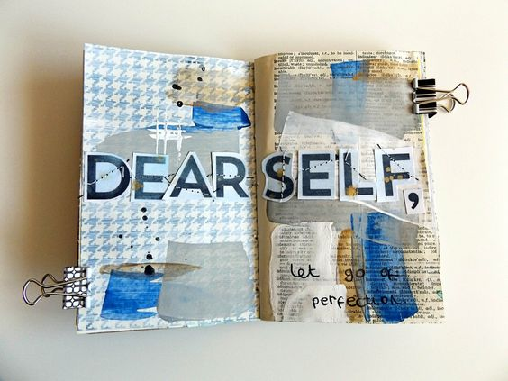 Picture 1 of Dear Self by lkecovich