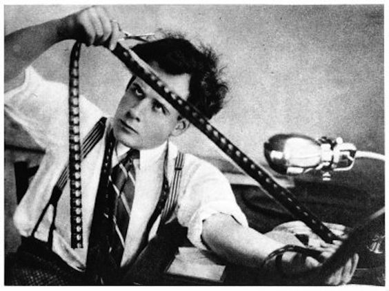 "Original Creators: ""Father Of Montage"" Sergei Eisenstein  
