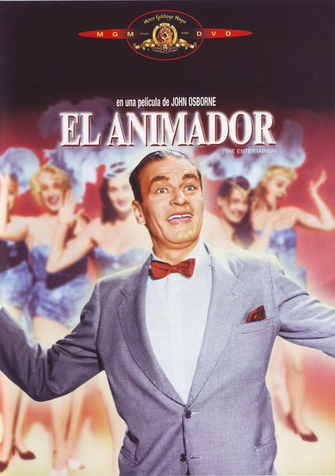 El animador (1960) Reino Unido. Dir: Tony Richardson. Drama. Free Cinema - DVD CINE 1026