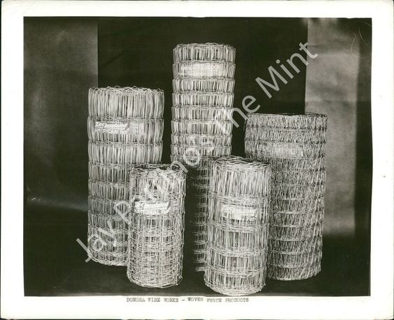 Agh 735 Vintage Photo Wire Fencing in Various Sizes | eBay
