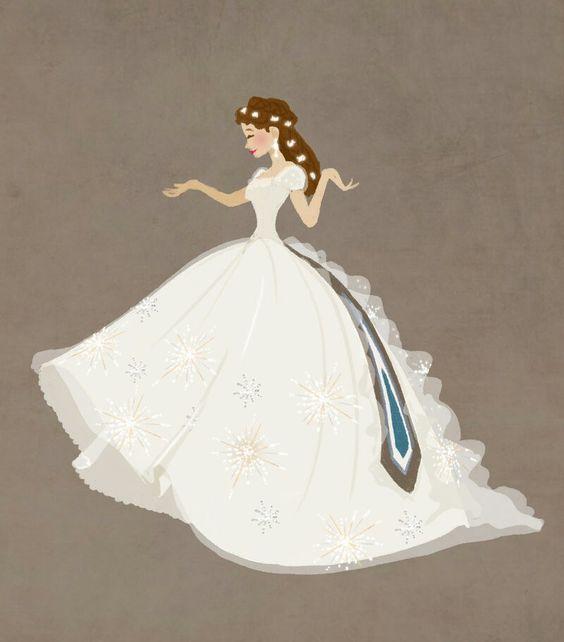 Christine Daae Dressing Gown: Mozikosztümök - Movie Costumes