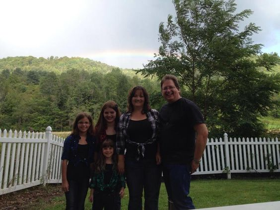 At the end of the rainbow there's a family band