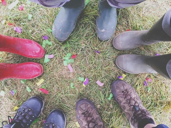 End of the Road Festival 2016 Sad that the festival is coming to a close but seen my all time favourites Broken Social Scene today and I'm so happy! Joanna Newsom next!