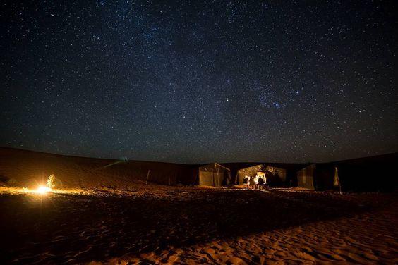 Interesting one by angelo_davorio #astrophotography #contratahotel (o) http://ift.tt/1WXgJPY delle notti più belle passate all aperto della mia vita tenda fuococielo stellato e deserto... E l alba non sarà da meno...ma solo nella prossima foto.#travel #desert #morocco #merzouga #sahara #nigthlandscape #longexposure #tends  #a6000sony #tokina1116 #dream #fire #skylovers #friends #africa #milkway