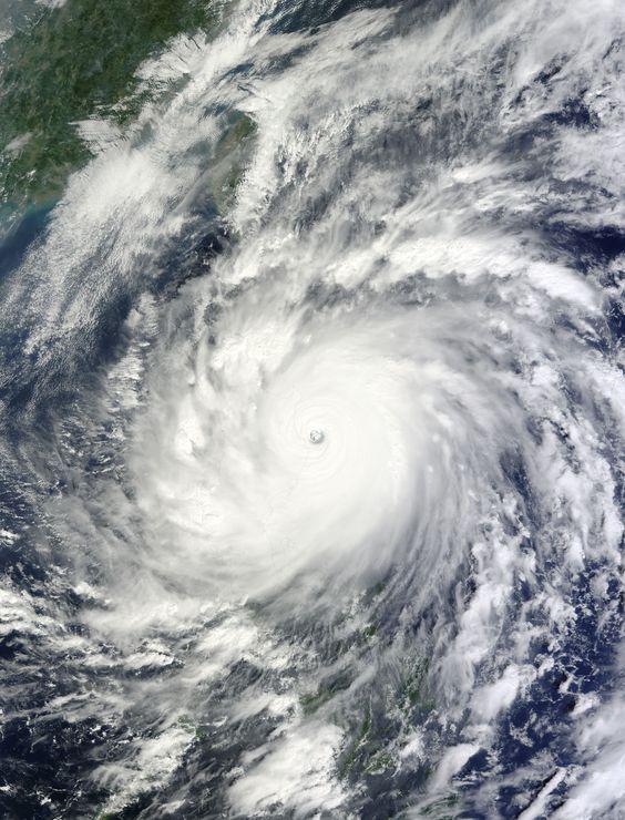 Typhoon Megi 10/18/2010