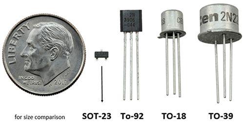 電晶體基本知識 採用 2n3904 2n3906 2n2222 以及 2n2907 的 Npn 和