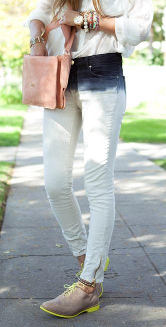 Simone loves le jeans & vole les pompes chez HetM
