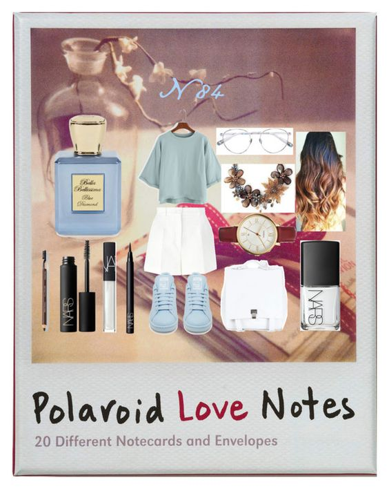 """N°84"" by marlinda212 on Polyvore featuring mode, Polaroid, Dolce&Gabbana, adidas, KRISVANASSCHE, NOVICA, FOSSIL, Proenza Schouler, NARS Cosmetics et Bella Bellissima"