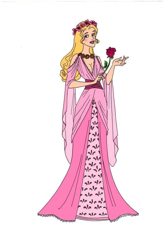 Disney Redesigns~Sleeping Beauty by Comicbookguy54321