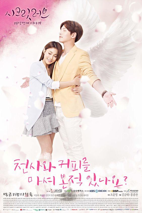 Kara, Secret love ( Have You Ever Had Coffee with an Angel? )