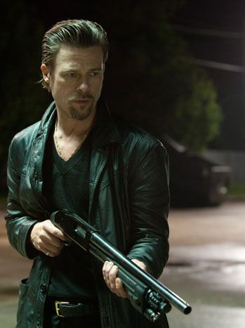 Killing Them Softly  Brad Pitt rejoins the director of Jesse James for this gangster tale, playing a professional enforcer investigating a robbery at a mob-protected poker game